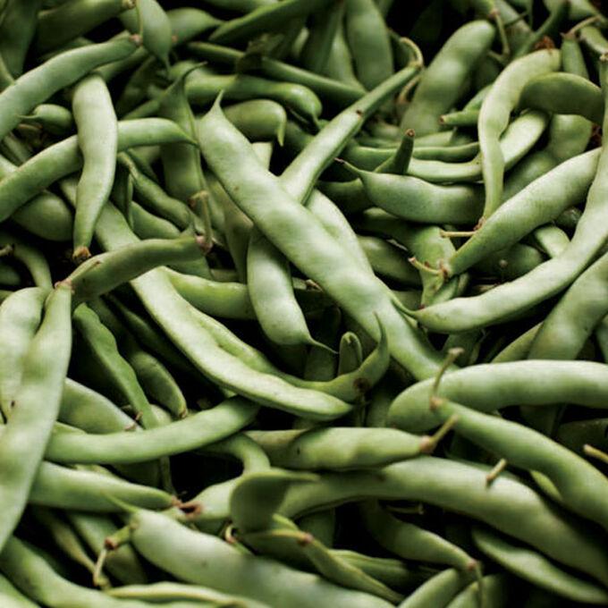 Sautéed Green Beans with Pancetta