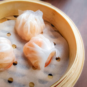 Crystal Shrimp Dumplings (Har Gow)