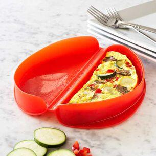 Savory Vegetable Omelet