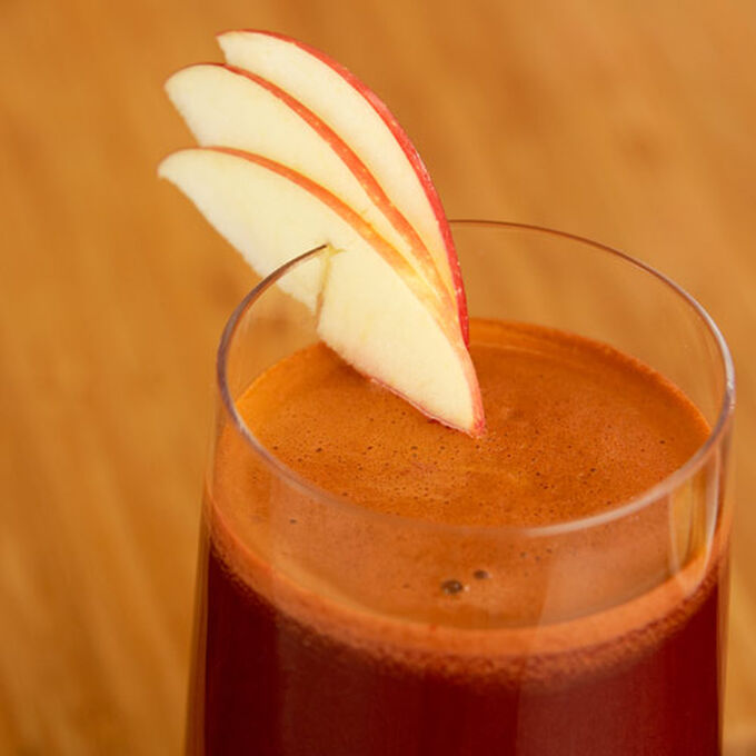 Apple, Pear and Strawberry Juice