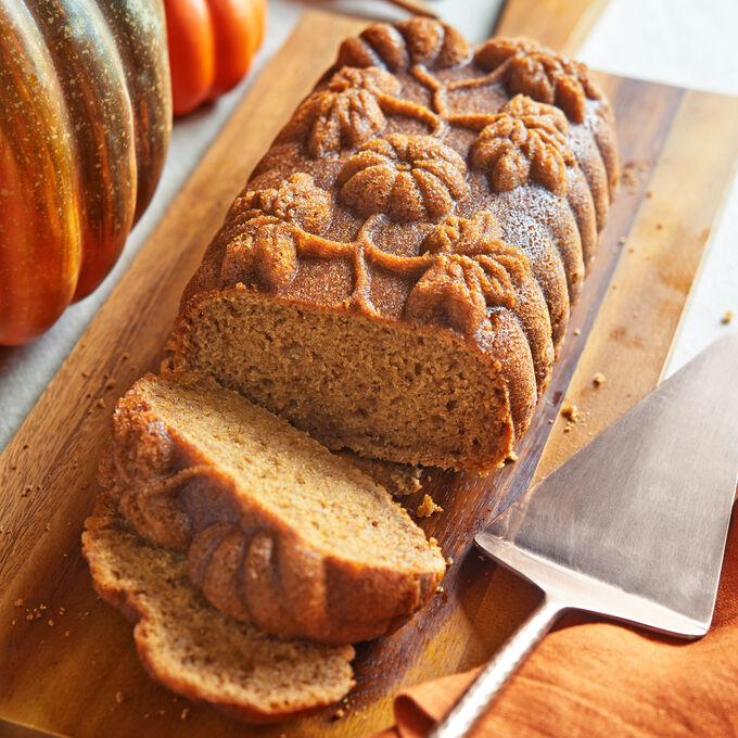 Spiced Pumpkin Loaf