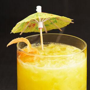 Pineapple, Peach and Pear Juice