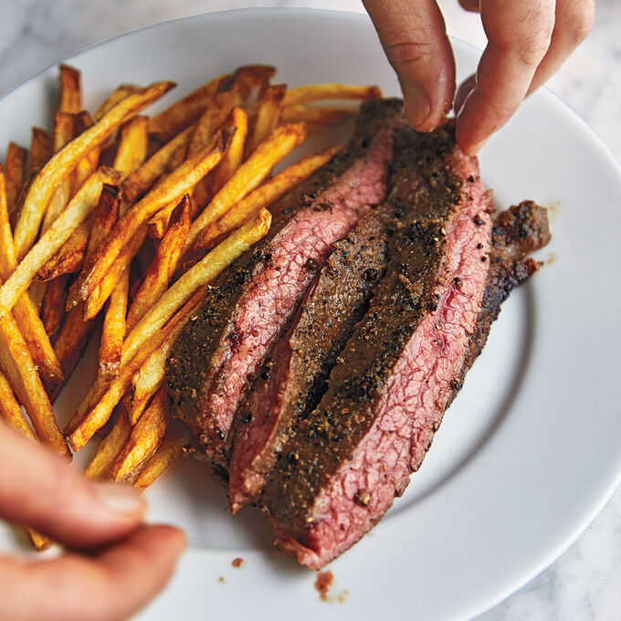 Flank Steak & Frites