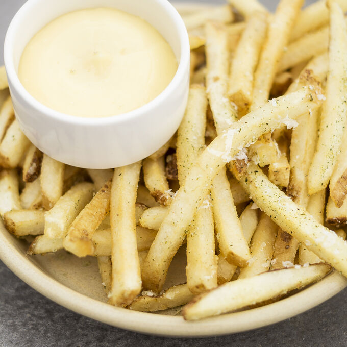 Classic French Fries with Truffle Mayo