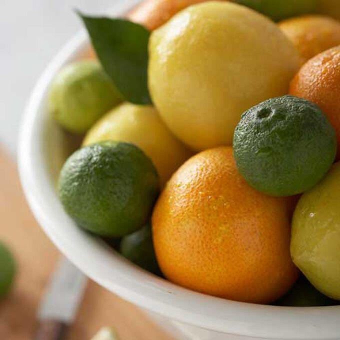 Citrus Burst 5-Layer Cake