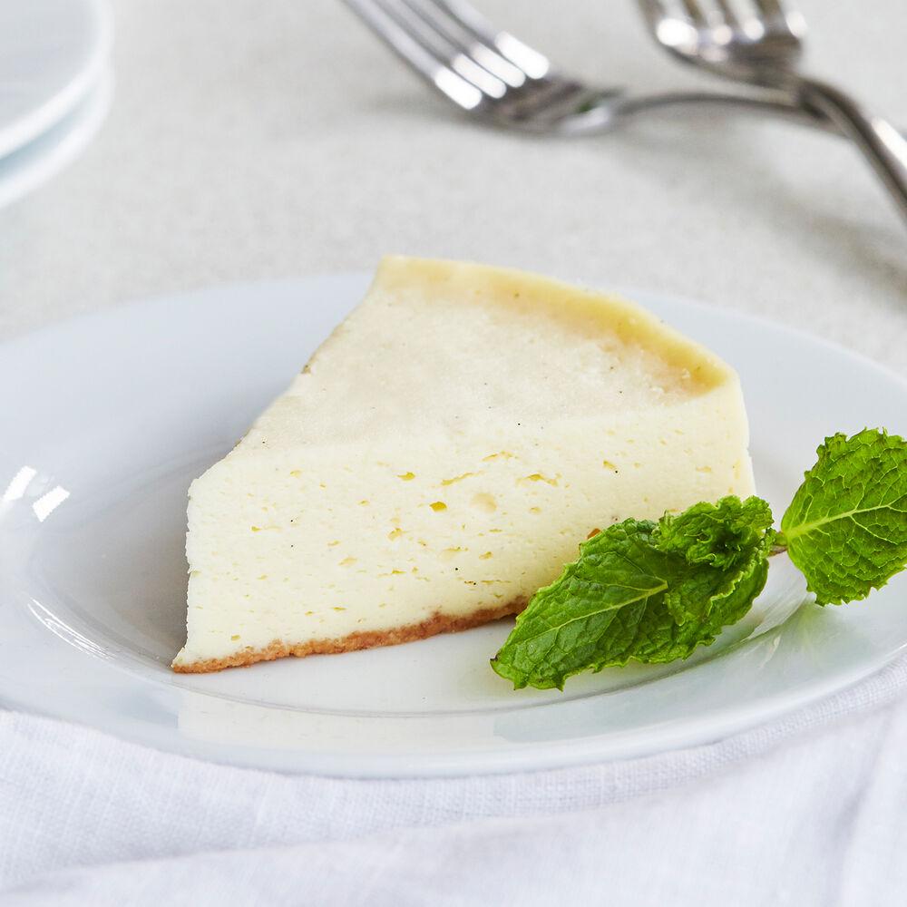 Classic Vanilla Bean Cheesecake