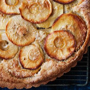 Brown Butter Apple Tart from Bon Appétit