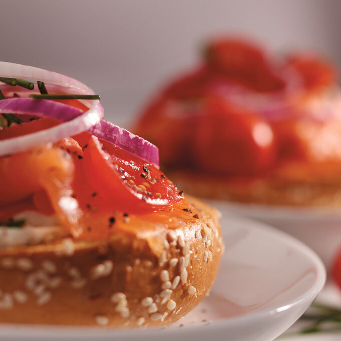 Broiled Tomatoes with Garlic and Thyme