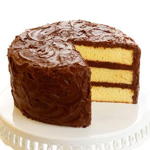 Classic Yellow Layer Cake