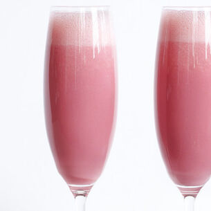 Champagne Smoothie