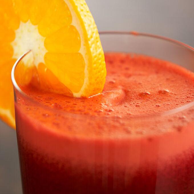Carrot, Beet and Orange Juice