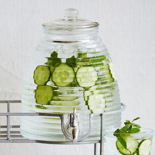 Cucumber-Mint Water