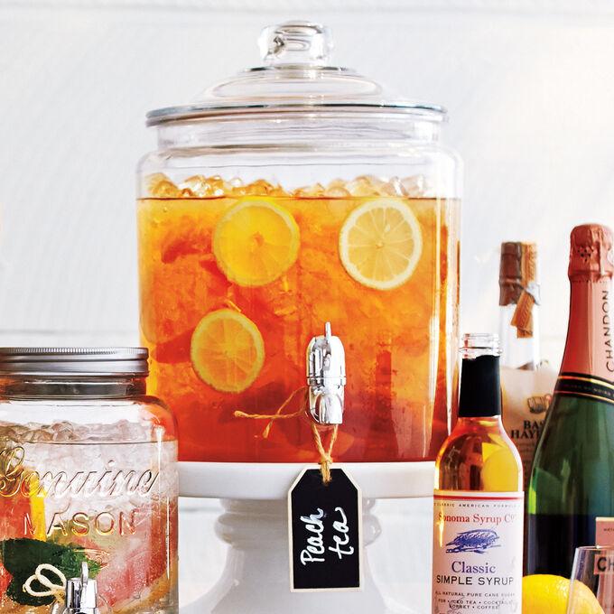 Peach-Lemon Tea