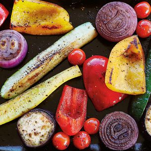 Grilled Summer Ratatouille