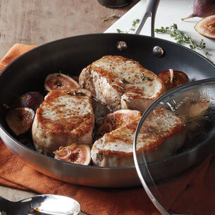 Pork Chops with Figs
