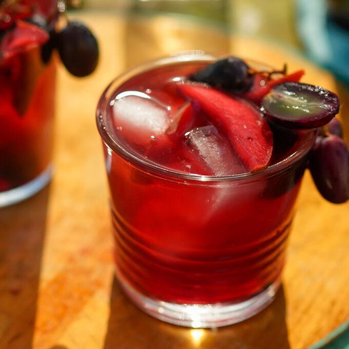Bachelor Jam Cocktail