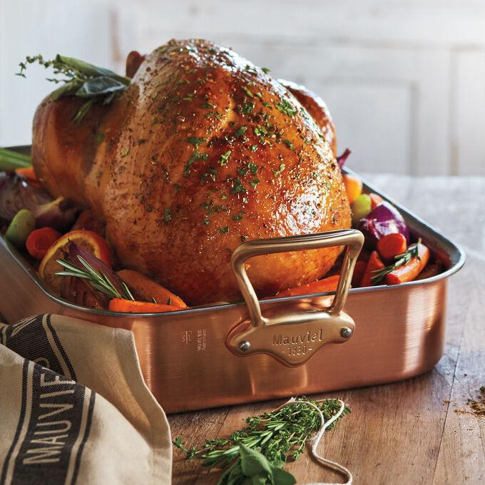 Classic Herb Roasted Turkey