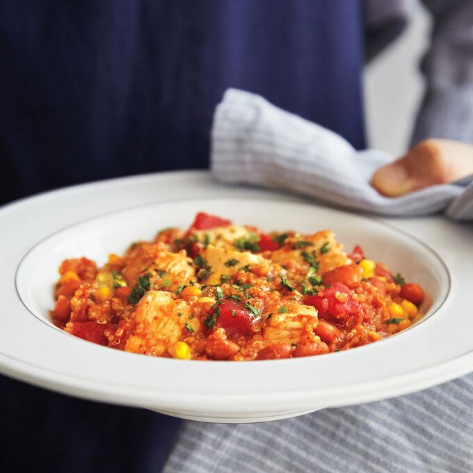 Chicken & Quinoa – Southwestern Style