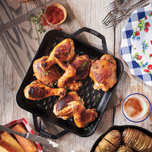 Rub with Love Grilled Chicken