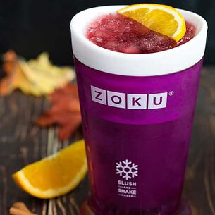 Mulled Grape Juice Slush