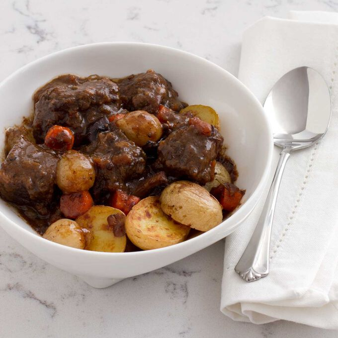 Beef Bourguignon from All-Clad