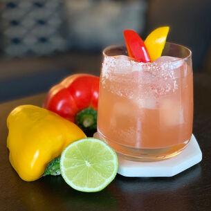 Bell Pepper Margarita