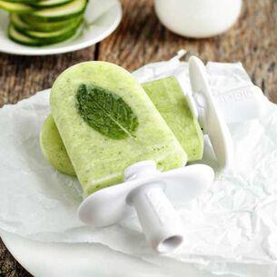 Cucumber Mint Margarita Quick Pops