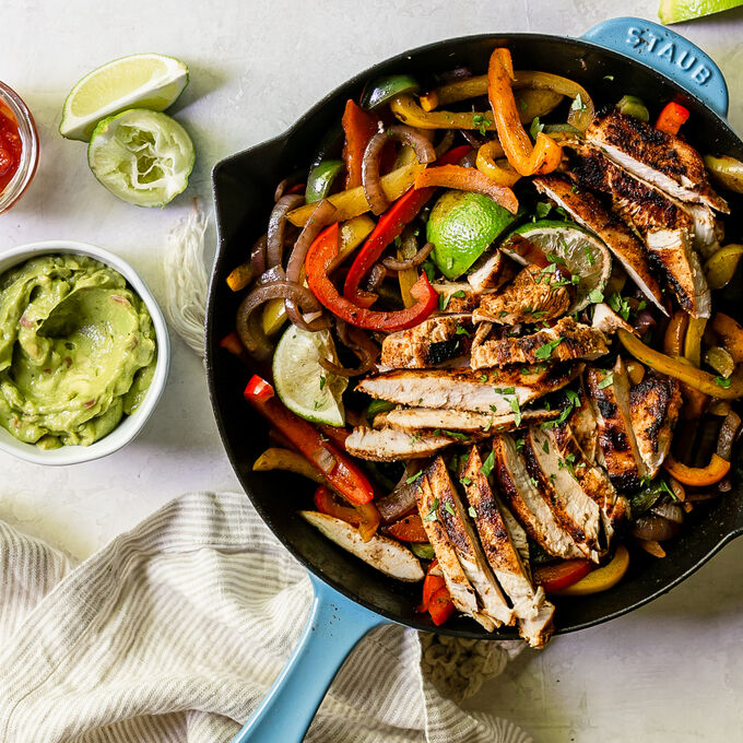 Chicken Fajita Skillet