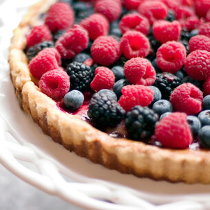 Classic French Fruit Tart