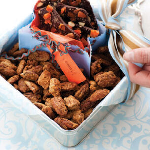 Chipotle Chile Candied Pecans
