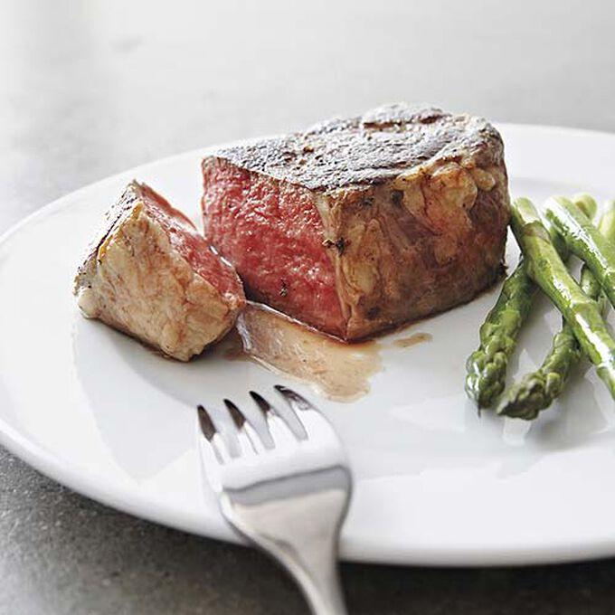Sous Vide New York Steak