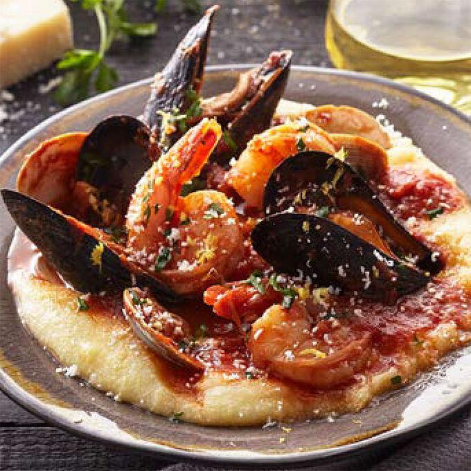 Seafood Ragu