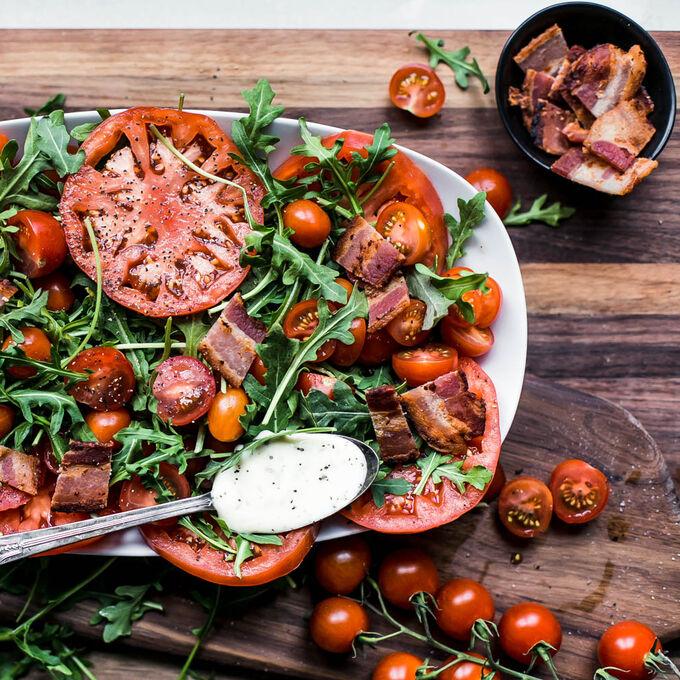 BLT the Salad