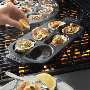 Chargrilled Shucked Oysters