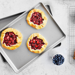 Individual Strawberry Galettes