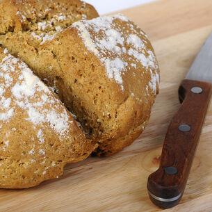 Cheddar and Spring Onion White Soda Bread