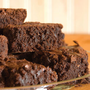 Classic Fudgy Brownies