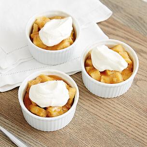 Dulce de Leche Bread and Butter Pudding
