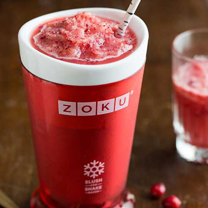 Cranberry Orange Slush