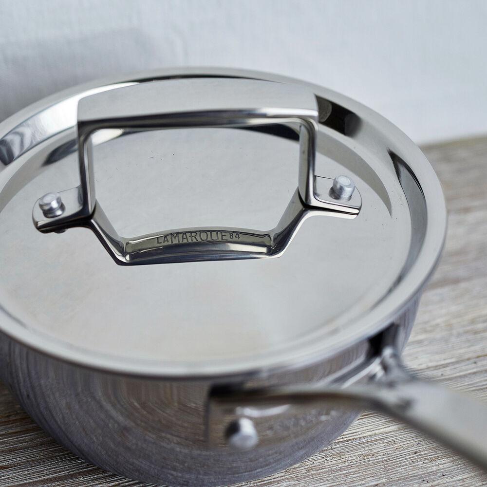 Sur La Table La Marque 84 15-Piece Stainless Steel Cookware Set