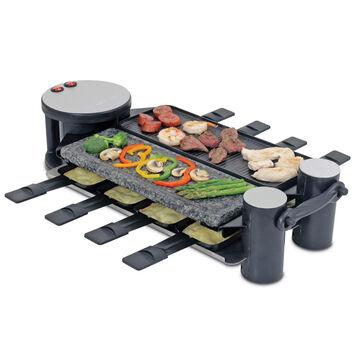 Swissmar 8-Person Swivel Raclette Grill