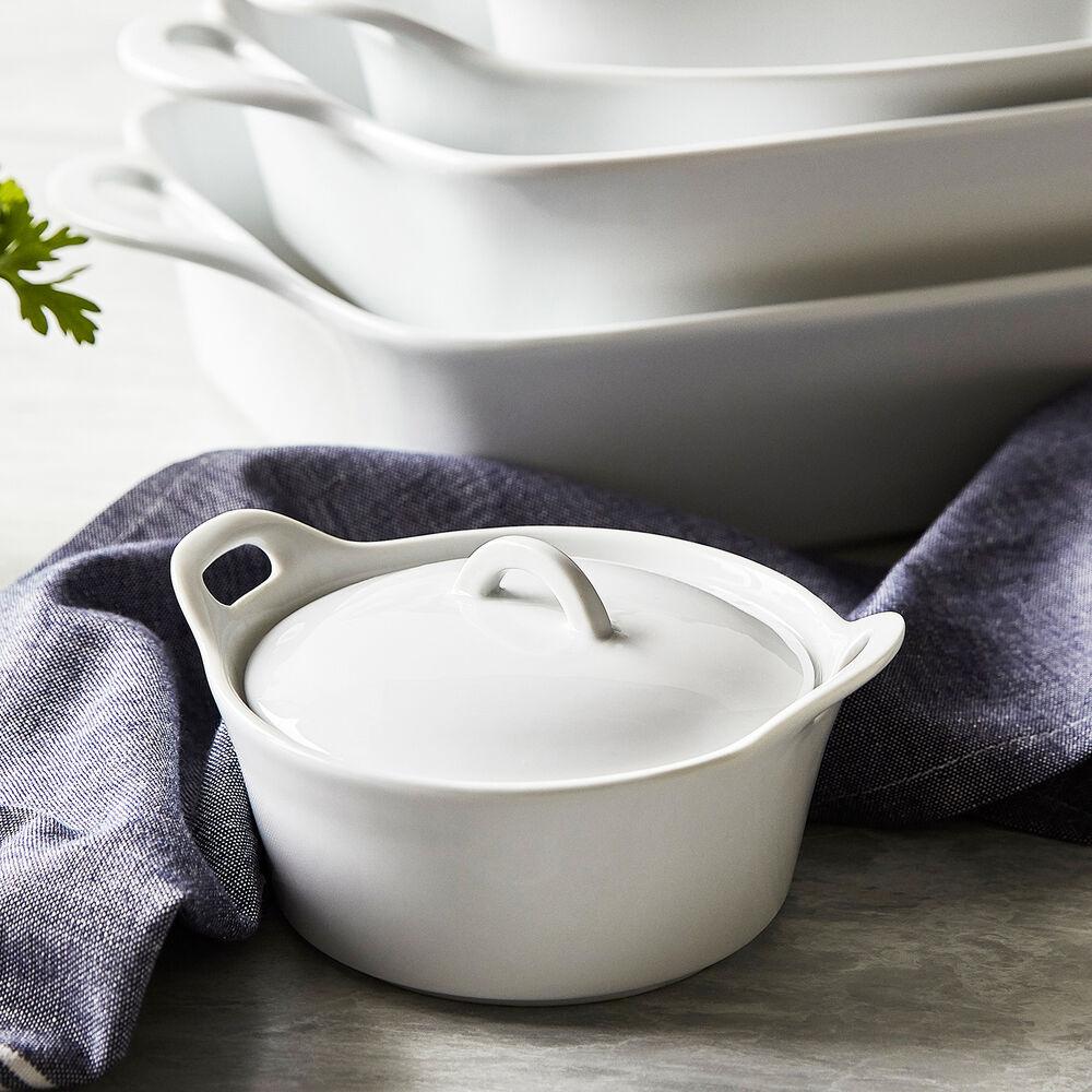 Porcelain Cocotte
