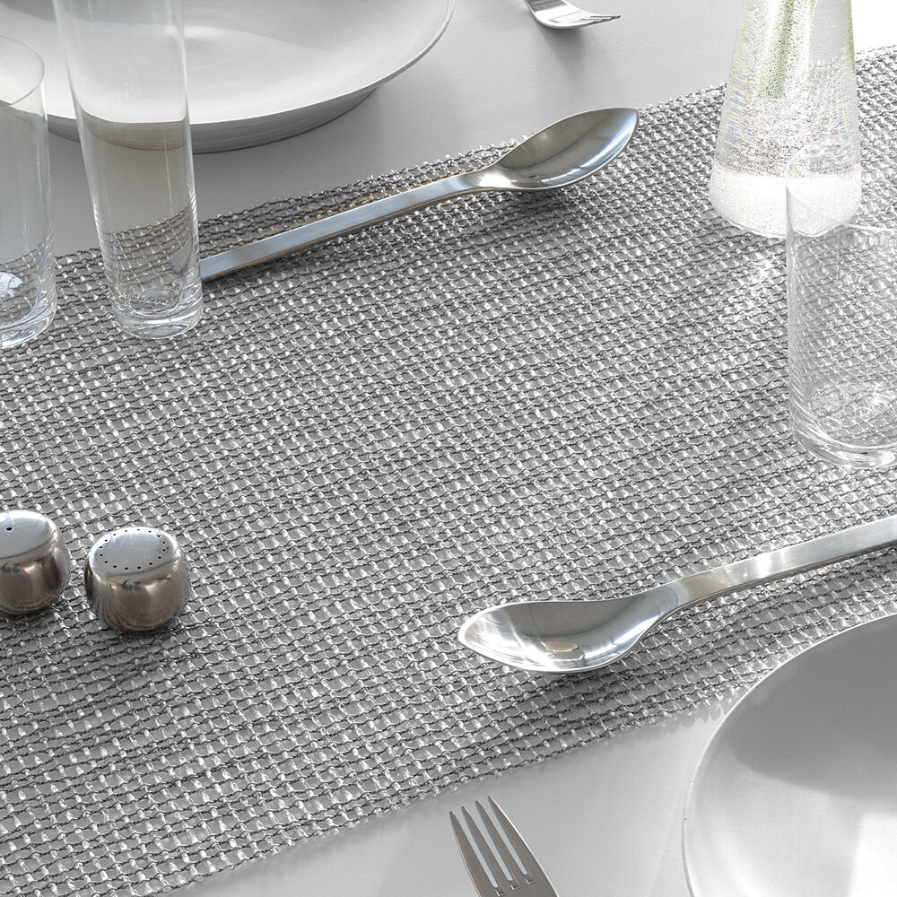 "Chilewich Lattice Table Runner, 72"" x 14"""