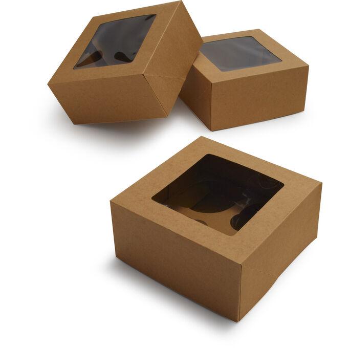 Wilton Medium Craft Treat Boxes, Set of 3