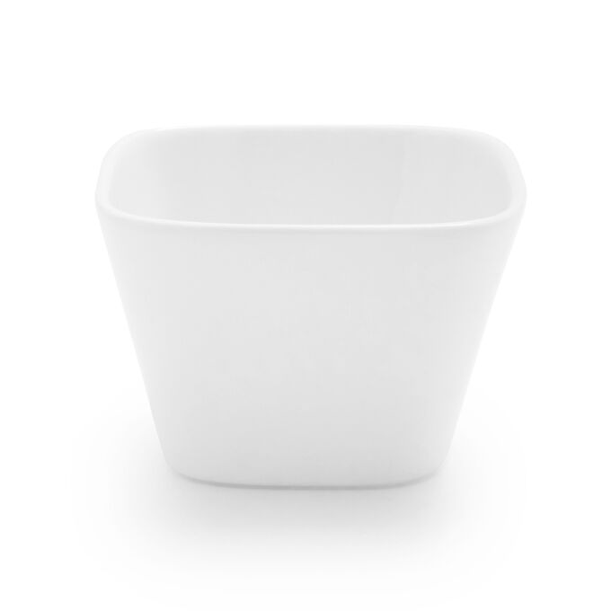 Porcelain Square Dip Bowl