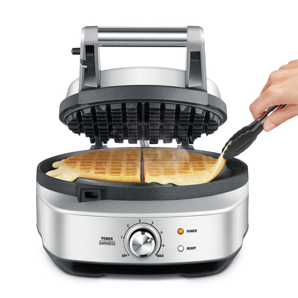 Breville No-Mess Waffle Maker