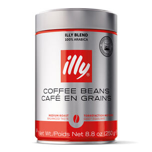 illy Whole Beans, Medium Roast