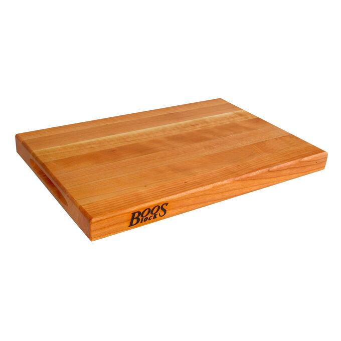 John Boos & Co. Cherry Edge-Grain Cutting Boards
