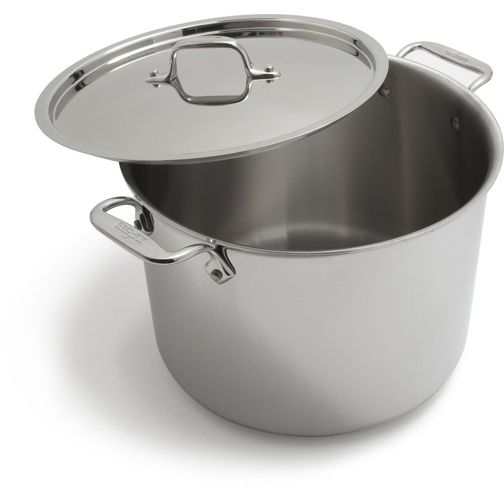 All-Clad d3 Stainless Steel Stockpot
