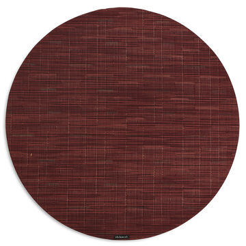 Chilewich Bamboo Round Placemat, 15""